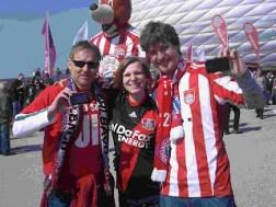 April 2011: Fantreffen mit Fossi, LeverCOOLsen und DrKNickel