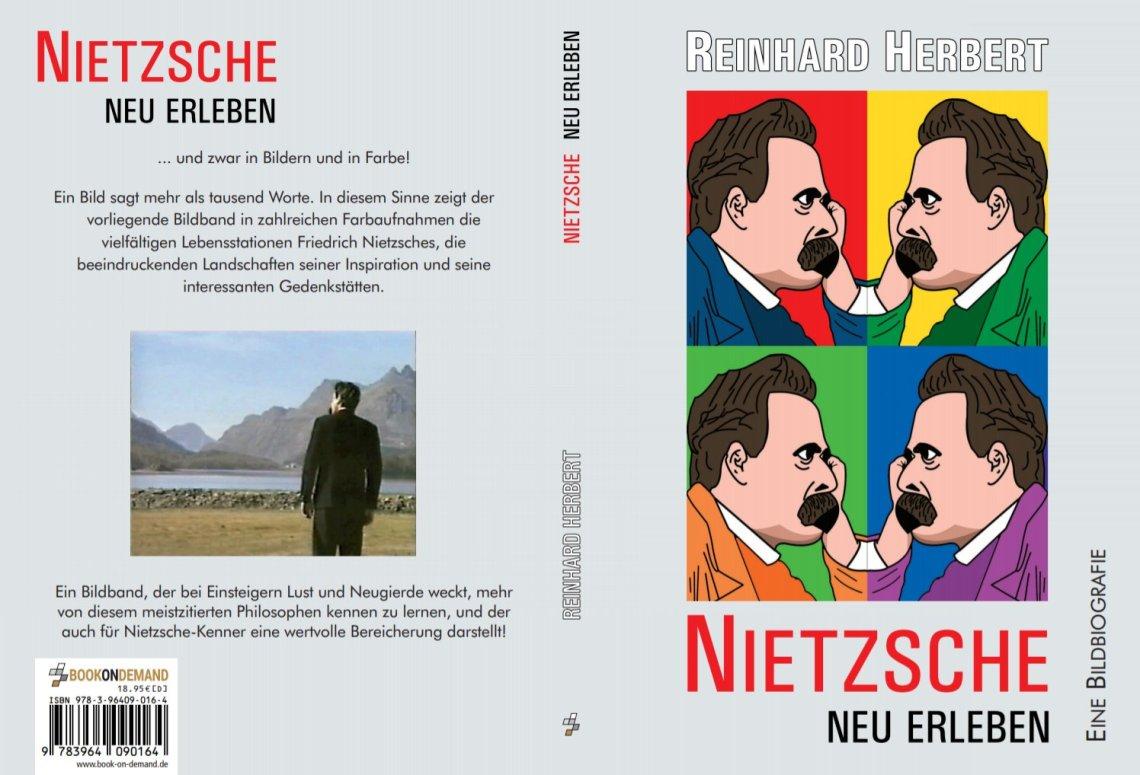 Nietzsche Neu Erleben Eine Bildbiografie Buch Von Reinhard Herbert
