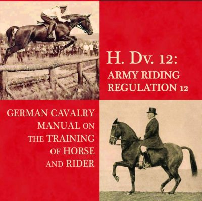 hdv12 german cavalry manual training scale