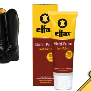 riding boot polish
