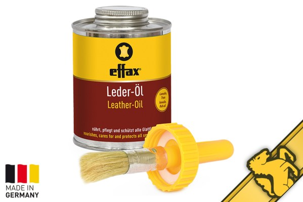 effax leather oil german