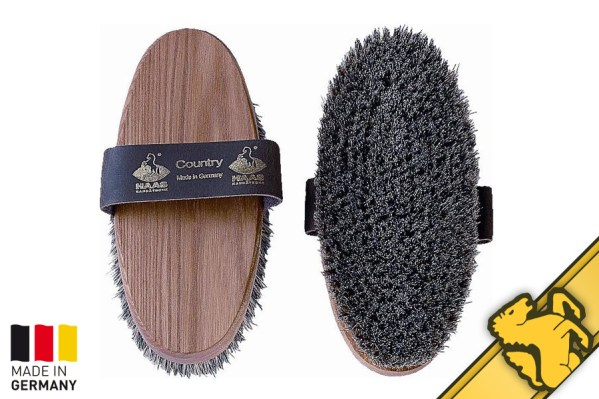 boar bristle horse brush German
