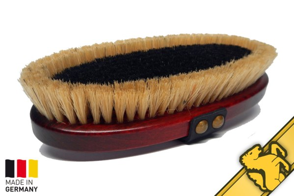 horse brush made in germany