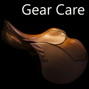 care for saddle and tack