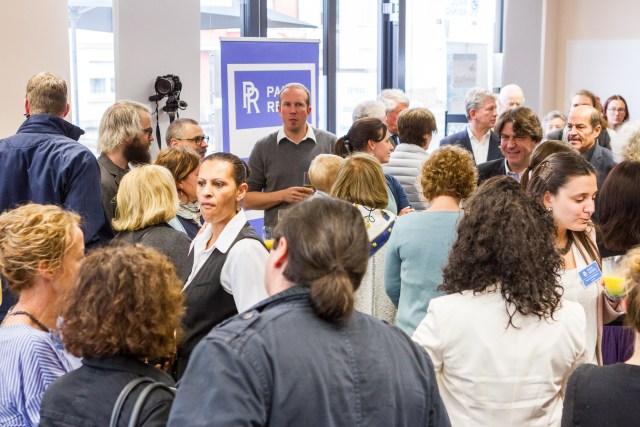 Photos de l'ouverture de notre nouvelle agence sise à Luxembourg