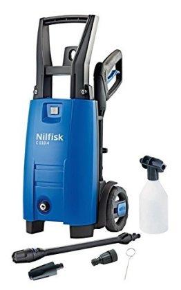 Nilfisk C110.4-5 X-tra, Hochdruckreiniger, blau, 128470344 -