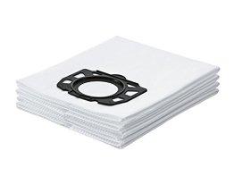 Kärcher 2.863-006.0 Vlies-Filtertueten Set (verpackt 4 Stück) -
