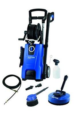 Nilfisk D 140.4-9 PAD X-tra, Hochdruckreiniger, blau, 128470535 -