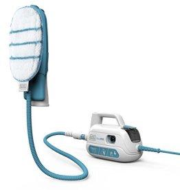 Black+Decker FSH10SM1 Handdampfgerät Steamitt Plus inklusiv 5-teiliges Zubehör, 1000 W -