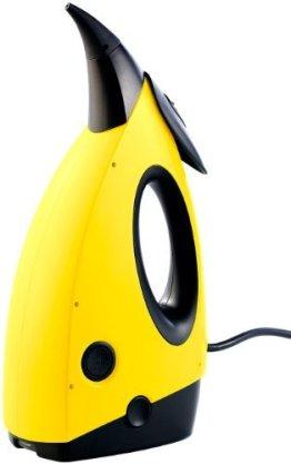 Sichler Haushaltsgeräte Hand-Dampfreiniger DB-280.h mit Schnellstart-Funktion, Zubehör 1.550 W -