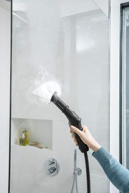 Dampfreiniger für Fenster