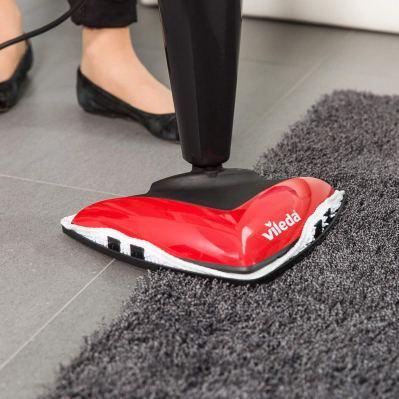 Dampfreiniger für Teppich