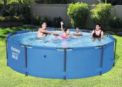 Welche Sandfilteranlage für Bestway Pool