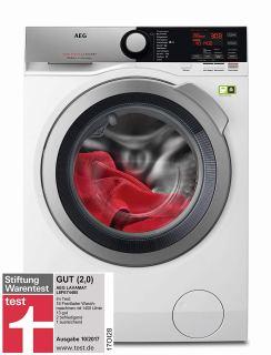 Waschmaschine mit Dampffunktion