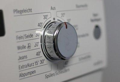 Waschmaschine mit Timer