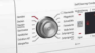 Bosch Wärmepumpentrockner