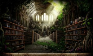biblioteka past life
