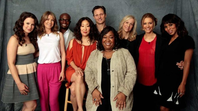 Shonda Rhimes Scandal Grey Diversidad sexual