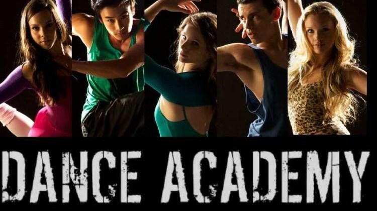 Dance Academy serie teen