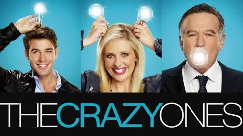 The Crazy Ones banner