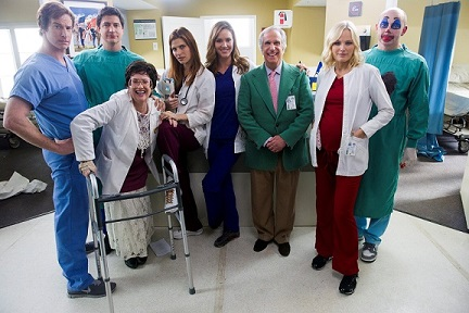 childrens hospital family