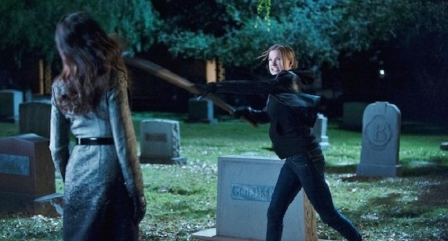 Revenge. Emily and Victoria . Reino de Series