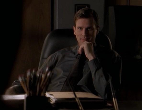 Como desees, Mulder.