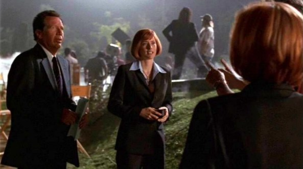 Scully contra Scully.