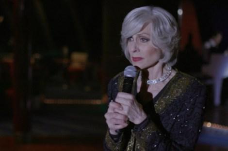 Judith por fin se sube a escena en Transparent