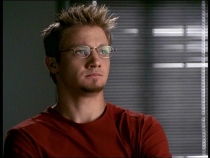 Jeremy Renner en Buffy
