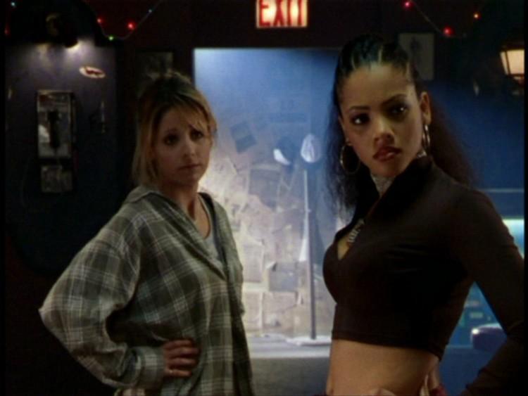 Bianca Lawson en Buffy