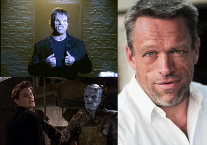 Brian Thompson en Buffy
