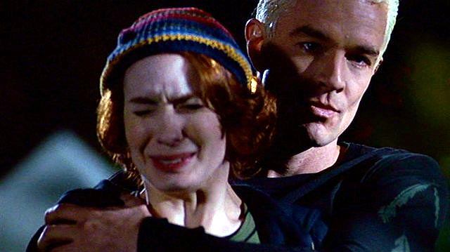 Felicia Day en Buffy