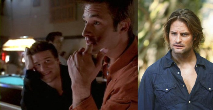 Josh Holloway en Buffy