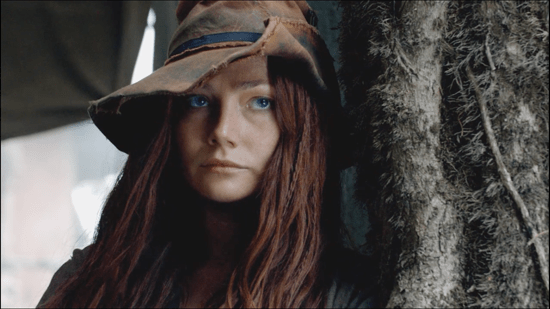Clara Paget es la impredecible Anne Bonny