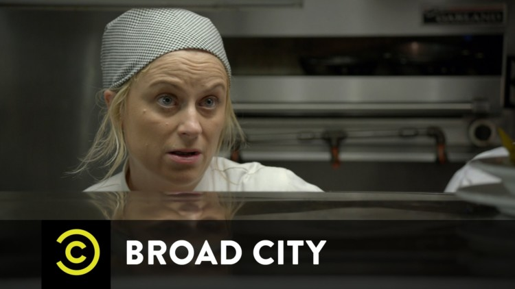 Broad City Amy Poehler