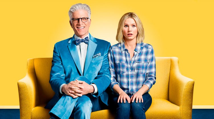 the good place serie