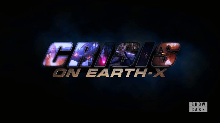 crossover de las series DC
