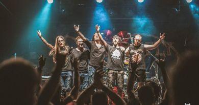 DRAGONFLY presenta su proximo lanzamiento, la reedicion de Domine XV