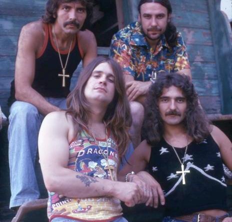 BLACK SABBATH reeditan, junto a un disco inédito en directo, su espectacular álbum de 1975 Sabotage y adelantan single (La Central De Comunicación)