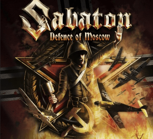 "SABATON lanza videoclip del tema ""Defence Of Moscow"" (Nuclear Blast)"