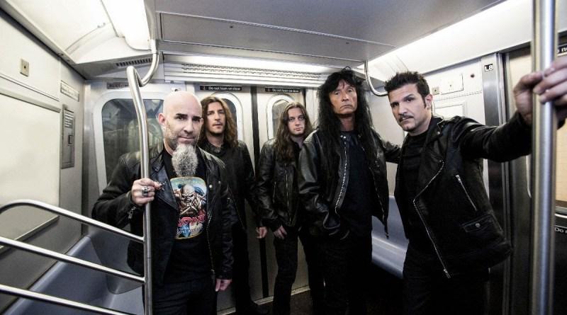 ANTHRAX celebra su cuarenta aniversario con una transmisión en vivo que nos adelantan a modo de trailer (Nuclear Blast)