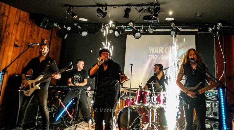 Crónica y fotos del concierto de AYRA y LA REVOLUCIÓN DEL MONO (26-06-2021 Sala Hora Rock, Fuenlabrada – Madrid -)