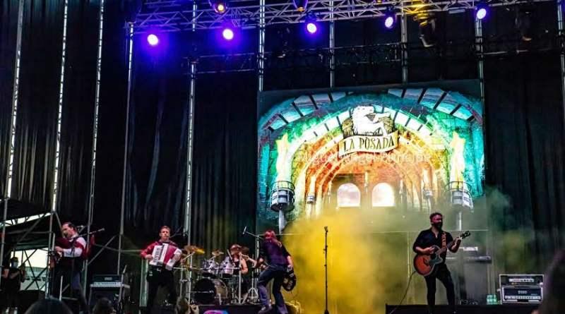 Crónica y fotos del concierto de SAUROM (20-06-2021 Espacio Muelle 12, Alicante)