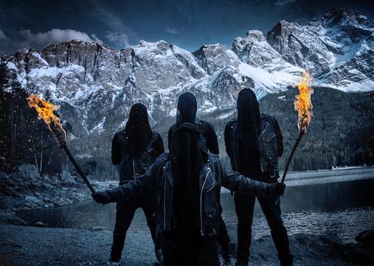 "La banda de Black Metal Alemana GROZA lanzan nuevo video ""Eleganceof Irony"""