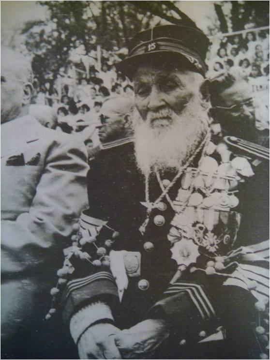 Postales del tiempo pasado: El Sargento Manuel de la Rosa o los veteranos de la batalla del cinco de mayo (1/2)