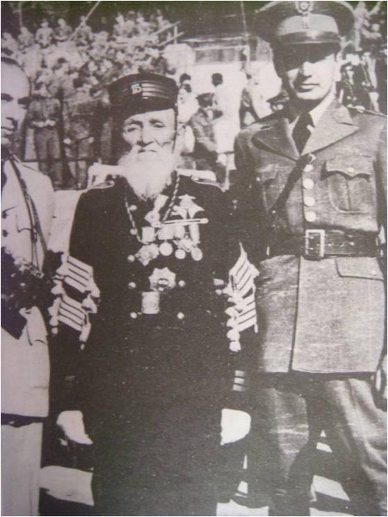 Postales del tiempo pasado: El Sargento Manuel de la Rosa o los veteranos de la batalla del cinco de mayo (2/2)