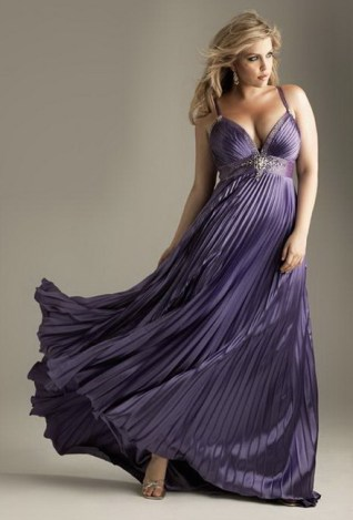 Plus size formal dresses pictures