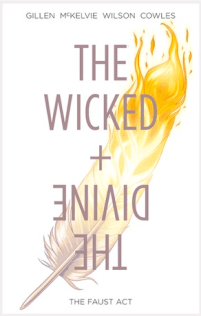 https://www.goodreads.com/book/show/23093359-the-wicked-the-divine-vol-1