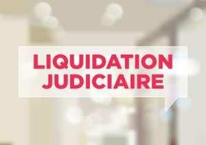 faillite et liquidation judiciaire